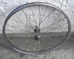 Vorderrad, 20 x 1,75, Stahl verchromt , gebraucht , ideal für Klapprad 60-80er J. etc. s. Bilder.