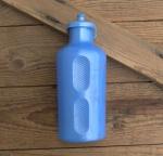 Trinkflasche, REG Atox, orig. 70/80er Jahre, blau, ohne Aufdruck,  Kunststoff, orig. Altbestand, NOS