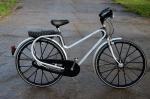 """Damen/Herren Fahrrad """"Comfort"""", 28"""" innovatives Designerrad der 80er Jahre, guter, unrestaurierter Zustand"""