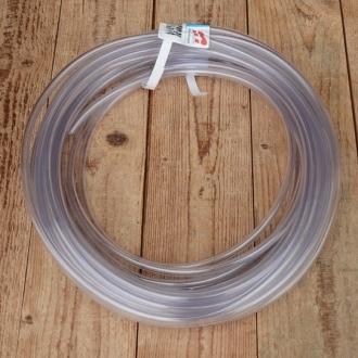Benzinschlauch, durchsichtig, innen D= 8,0/ 5.0mm (passend für 6 mm Standardstutzen)
