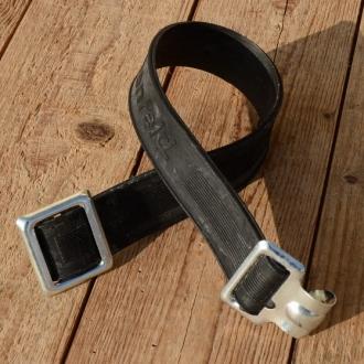 Denfeld-Gepäckgummi, schwarz, L=47cm