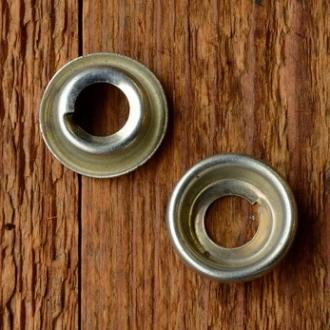Fassung f. Glühbirne Frontscheinwerfer, D=15.5-16.0mm, leicht konisch, verzinkt