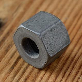 Verschraubung / Überwurfmutter für Festleitung am Benzinhahn, Gewinde M10 x 1, SW 14mm
