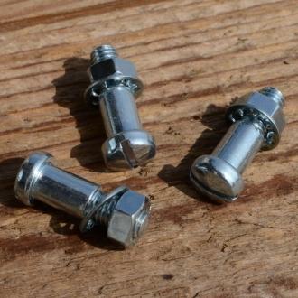 Hebelschraube M5, L=18mm, D=6.0mm, glanzverzinkt