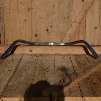 Lenker, ausladende Cruiserform, verchromt, 22mm, 62cm breit