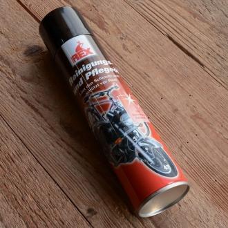 """Reinigungs- und Pflegeöl """"Rex-Öl"""", Sprühdose 300ml"""