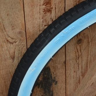 Moped/Fahrrad Reifen 26 x 2,00, 54-559 (Ballon), IRC, verstärkt, Weißwand
