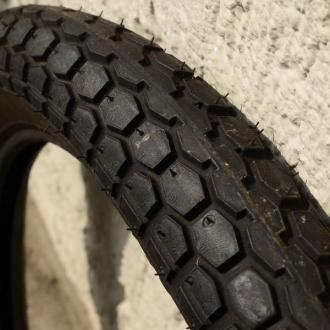 "Moped Reifen 20 x 2,75 (2 3/4 - 16),  ""Continental KKS10"", schwarz"