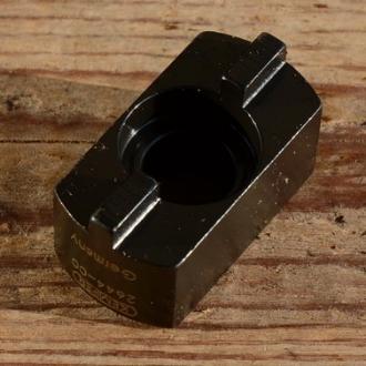"""Freilauf Abnehmer """"KEMPER"""" D=18.7/38mm, Stegbreite=4mm, brüniert, 2644-00"""