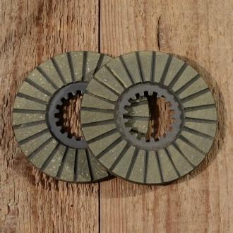"""Kupplungsbelag / Kupplungsscheibe """"SACHS 98ccm"""", D=94mm, 5mm dick"""