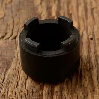 """Freilauf Abnehmer / Ausdreher """"LIFU"""" D=24/19.8mm, Stegbreite=6.8mm, brüniert, SW23"""