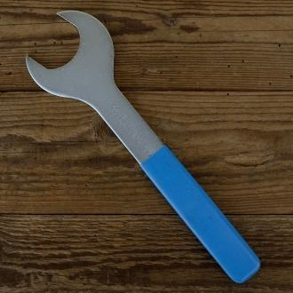 """Flachschlüssel """"ELDI"""" SW 44mm, ideal für Steuersatz / Tretlager, L=275mm, 3.8mm dick"""