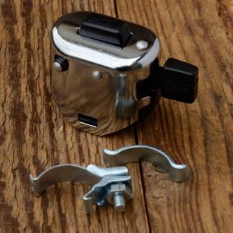 """Lichtschalter """"MERIT"""" Nr.553200, verchromt, f. 22mm Lenker"""