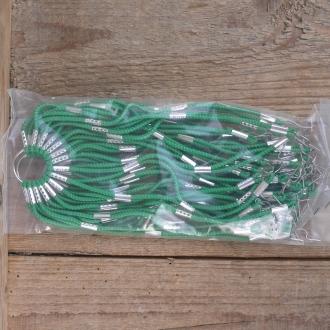 """Rocknetz """"Strahlennetz"""", solide Ausführung, passend für 26""""-28"""" Räder, grün"""
