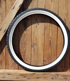 """Fahrrad Reifen """"CONTINENTAL"""",  20 x 1.75 (47-406), Weisswand"""
