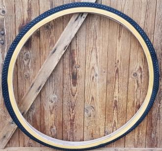 Reifen DELITIRE 28 x 1 5/8  , 40-622, Braunwand, orig. alte Neuware aus Lagerbestand