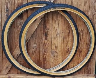 Reifen SCHWALBE 26 x 1,75 , 47-559, Braunwand, orig. alte Neuware aus Lagerbestand