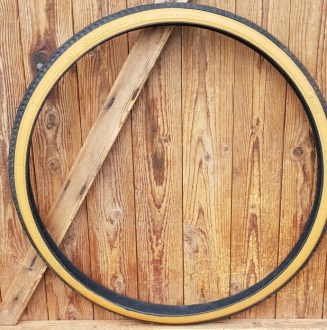 Reifen Continental 26 x 1 3/8 , 37-590, Braunwand , orig. alte Neuware aus Lagerbestand, rar