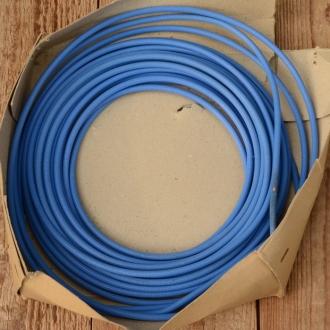 """Bowdenzug Außenhülle """"METAFIL"""" f. Schaltzug etc., blau, Durchmesser außen 4.0mm, Durchmesser innen 2mm"""