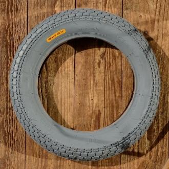Roller Reifen, 12 1/2 x 2 1/4 (62-203), grau, klassische Ausf.