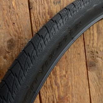"Fahrrad Reifen ""MITAS City Hopper"", 28 x 2.00 (52-622), schwarz"