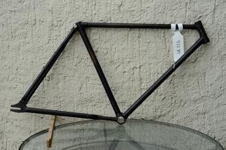 "Fahrradrahmen ""UNBEKANNT"", Herrenausf., 28 Zoll , RH=54cm, orig. 30er J., ohne Gabel,  ohne Tretlager"