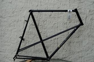 """Fahrradrahmen """"KWADIE Bielefeld"""", Herrenausf. Sport, 28 Zoll , RH=70cm, orig. 70/80 er J., ohne Gabel,  ohne Tretlager"""