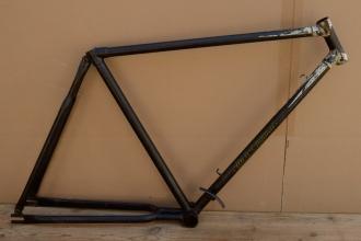 "Fahrradrahmen  ""Miele Original"",  Herrenausf., schwarz, 28 Zoll,  RH=55cm"
