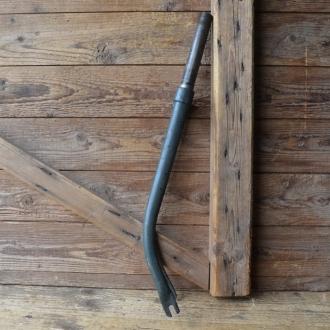 Gabel 26 Zoll orig. 30er Jahre NOS, Schaftlänge 152 mm, Weite oben 52 mm, Zustand siehe Bilder