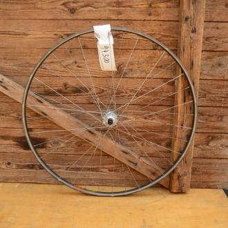 Laufrad 28 Zoll, Campagnolo Record-Naben, Nabenbreite 126 mm