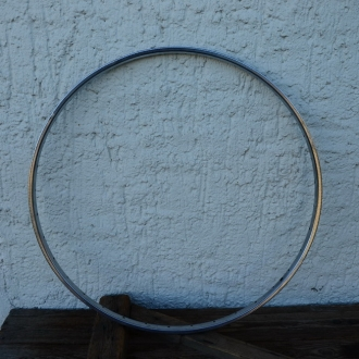 "Felge ""Rigida"" 28 x 1 5/8, Breite 25,8 mm, Stahl verchromt"