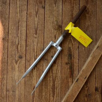 """Gabel 20"""" orig. 70er J. unrestauriert, Schaftlänge 280 mm, Scheidenlänge 284 mm, Weite oben 52 mm, Zustand siehe Bilder"""
