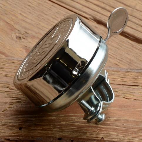 Velo Classic Shop Glocke Nsu Verchromt 56mm Passend F Nsu